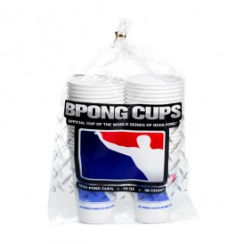 BPONG™ Beer Pong Cups – 16 oz. – 36-pack
