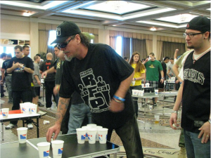 World Of Beer Pong A Rollicking Cus Tradition Tries To Go Legit Bleacher Report Latest News S And Highlights