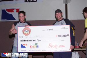 WSOBP I Winners: Nick Velissaris and Jason Coben