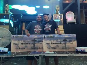 Seattle $5k Main Event Winners