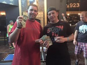 Seattle $5k Singles Winners