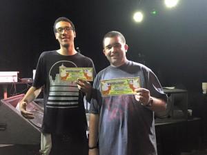 Seattle $5k WSOBP XI Satellite Tournament Winners