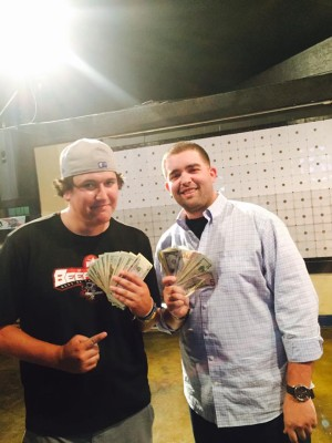 SLC Pong's $5k Kick-off Tournament Winners