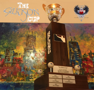 "The BOMW's ""Gilkison Cup"""