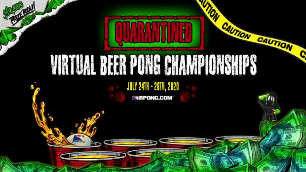 Virtual Beer Pong Championships